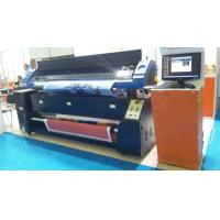 China Dx7 Heads Dye Sublimation Textile Printer 1.8m Print On Transfer Paper And Textile Directly wholesale