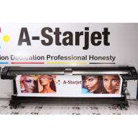 China 1.8M A-Starjet Eco Solvent Double Sided Printer for Flex Banner wholesale