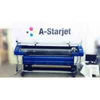 China Upgrade 2nd Generation 1.8M Double Sided Inkjet Printer 77802, Printing Machine, DX7 Print Head wholesale