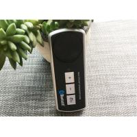 China Multipoint Hands Free Car Mp3 Player Fm Transmitter Bluetooth Version 3.0  Class 2 wholesale