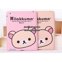 China Cute silicone case for ipad 2, Rilakkuma Brown Lazy Bear silicon case for Ipad 2 wholesale
