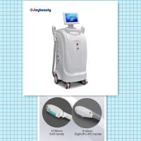 China Ipl & Rf Shr Hair Removal Machine Vertical Type With Two Handles Sh-1 wholesale