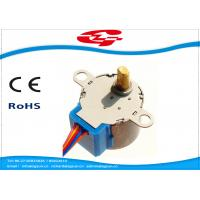 China Permanent Magnet High Torque Stepper Motor With Gearbox , 5 Lead Wires wholesale