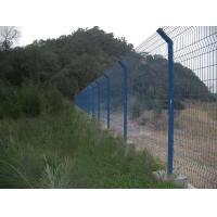 China Low cost Chain Link Fencing Open weave Metal Chain link Fencing Do not obscure sunlight wholesale