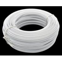 China Embossed PVC PE Full 0.8mm Plastic Nose Wire For Earloop Mask wholesale