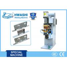Pneumatic Spot Welding Machine For Welding Metal Lock Cram Holder