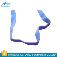 China Decorative Coloured Fold Over For Underwear Elastic Binding Tape Good Stretch wholesale