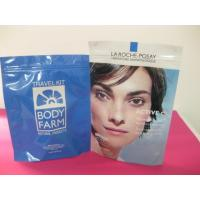 China Oil - Resistance OPP / AL / PE Cosmetic Packaging Bag For Cosmetic Package wholesale