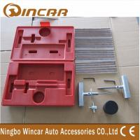 China Tubeless Tire Repair Tools Kit 4 x 4 accessories Blow Mould Case wholesale