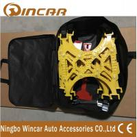 China Titanium Alloy Truck Snow Chain off road car accessories Yellow TPU Material wholesale
