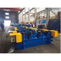 600 Tons Automatic Welding Rotator Machine With 12KW Motor Drive Coating
