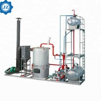 China 300,000kcal 600,000kcal Biomass Pellet Fired Organic Heat Carrier Boilers For Heat Exchange Equipment on sale