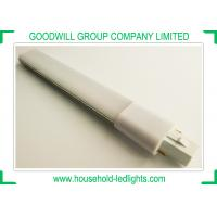 Quality G23 2 Pin LED Tube Light Bulbs AC 85 - 265V RA 80 Isolated Power Drive Inside for sale