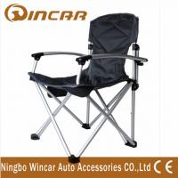 China Aluminum folding camping chairs / collapsible chairs for camping wholesale