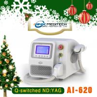 China Q-switched Nd:YAG Laser tattoo machine wholesale