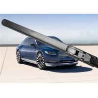 China Replacing Toyota Yaris Front Wiper Blades BMW Clear Visibility With TPR Spoiler wholesale