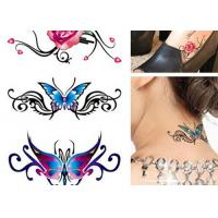 Buy cheap Long Lasting Removable Body Tattoo Body Art Temporary Tattoo Sticker from wholesalers