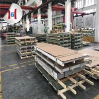 China AISI 304 cold rolled 2B finish stainless steel sheet price per kg on sale