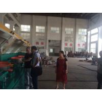 China Fully Automatic Straight Line Wire Drawing Machine With Double Inverter Control wholesale