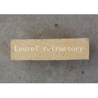 China Lightweight Refractory High Alumina Brick Fire Resistant / Steel Furnaces wholesale