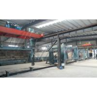 China Light Weight Brick Autoclaved Aerated Concrete Production Line 200000m3 wholesale