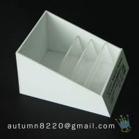 China BO (107) acrylic card cases wholesale