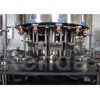 China Electric Automatic Liquid Filler Equipment , CE ISO Industrial Filling Machine wholesale