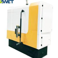Buy cheap High efficiency 500kg outdoor wood pelets steam boiler for garment industry from wholesalers