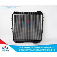 China Discount Custom Auto Radiator Toyota Hilux 1988 1993 MT Direct Fit Radiadore Replacement wholesale