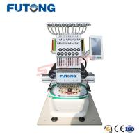 China Hot Sale New Commercial And Household  Embroidery Machine FT-ECT1201S Single Head cap Embroidery Machine on sale