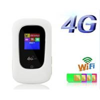 "China Portable 4G MIFI Router with sim card slot,1.44"" LCD Screen wholesale"