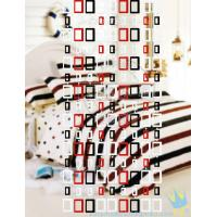 China Crystal Lovely Shower Curtain wholesale