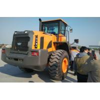 China High Strength Compact Wheel Loader Front Loader For Construction Industry wholesale