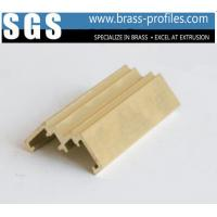 China Qualified Brass Extrusions for Customized Brass Hardware Parts wholesale