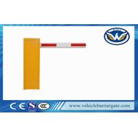 China OEM Automatic Gate Barrier Vehicle Barrier Gate For Parking System wholesale