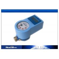 """China Electrical Smart Water Meter RS485  , 1/2"""" to 1 Water Meter With Remote Reader wholesale"""
