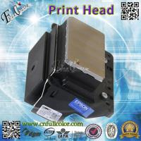 China Epson Printer Use Inkjet Printhead 100% Original / Dx6 Inkjet Printer Head wholesale