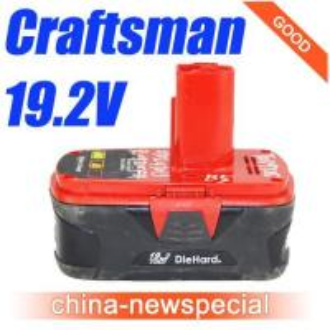 China Craftsman Diehard 19.2V Li-Ion Battery 19.2Volt power tool battery 130285003 wholesale