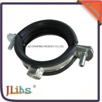 China Carbon Steel Material M8 Type Pipe Hanger Clamp For European Market wholesale