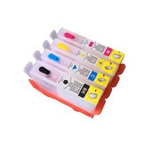 China 4 Colors Compatible Printer Ink Cartridges , Compatible Inkjet Cartridge For HP 655 wholesale