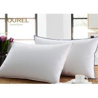 China 4 - 5 Star Hotel Quality Pillows 30% Duck Down Pillows 50*80cm wholesale