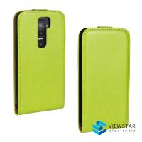Quality Leather smart phone protector , colorful flip cell phone cases for iPhone 5 / iPhone 6 for sale
