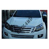 China Black GZDL4WD 4x4 Car Front Grill Isuzu Dmax Accessories 2012 2014 wholesale