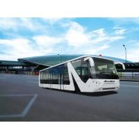 China 110 Passenger 14 Seat Airport Coaches with Auto Transmission on sale