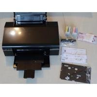 Printing Machine Tshirt / CD / Tray / PVC / ID Card 6 Colors A4 Inkjet Printer