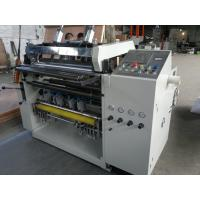 China High Precision Thermal Paper Slitting And Rewinding Machine 150m/min For Fax Paper wholesale