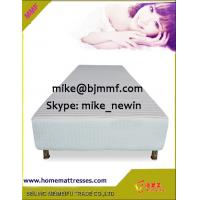 China 5 star hotel king size bed base and mattresses on sale
