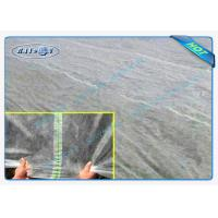 China Agriculture White Non Woven Landscape Fabric Water Permeable 22Gsm wholesale