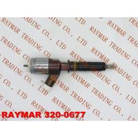 China CAT C6.6 Diesel fuel injector 320-0677, PERKINS Diesel fuel injector 2645A746 wholesale