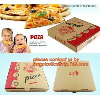 China Customized PIZZA box, Jewelry box Packaging for food Packaging cartons Paper bag Gift Box,Manufacturer Custom Printed Pi wholesale